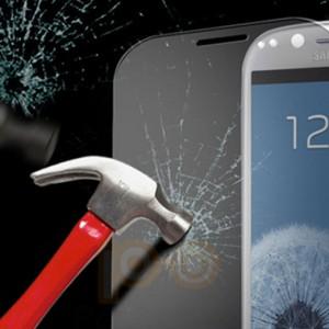 Kaljeno steklo za mobitel je TOP SH** ZAŠČITA!